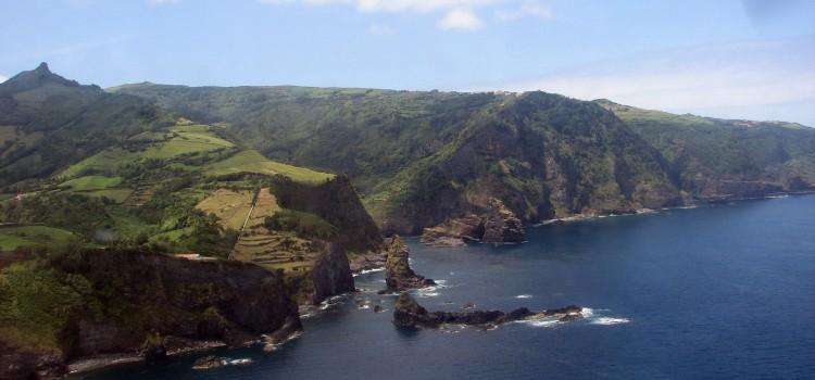 Flores Island, History