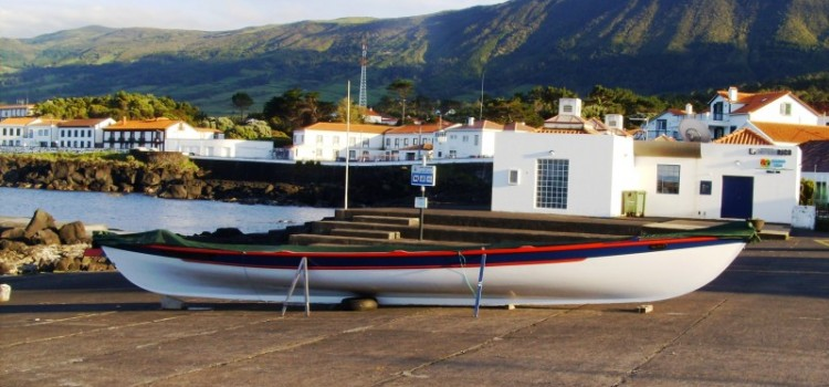 The Pico Museum, The Whaling Museum, The Whaling Industry and The Wine Museum, in Pico Island
