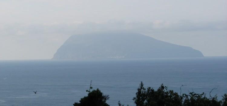 Corvo Island, History