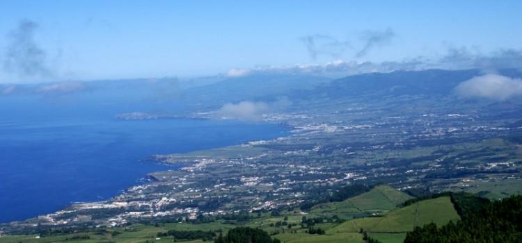 Pico do Paul Viewpoint, Ponta Delgada, São Miguel Island