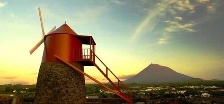 Pico Island, History