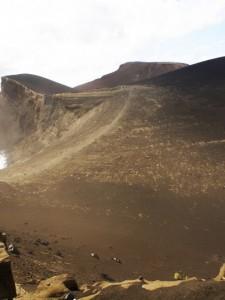The Capelinhos Vulcano, The Interpretation Centre of the Volcano in Faial Island
